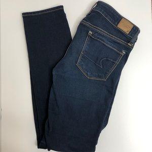American Eagle- Skinny Jeans - SiE 4/Short
